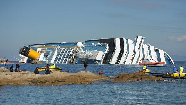 PHOTO: Costa Concordia