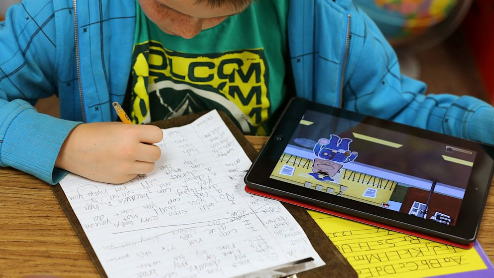 Radical Reform: iPad Schools Seek to Transform Education