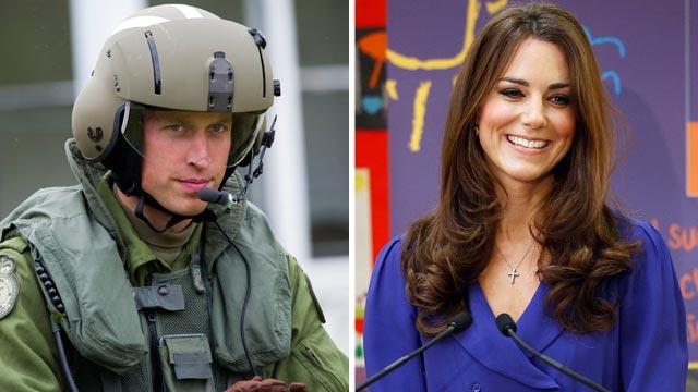 PHOTO: Prince William and Catherine, Duchess of Cambridge