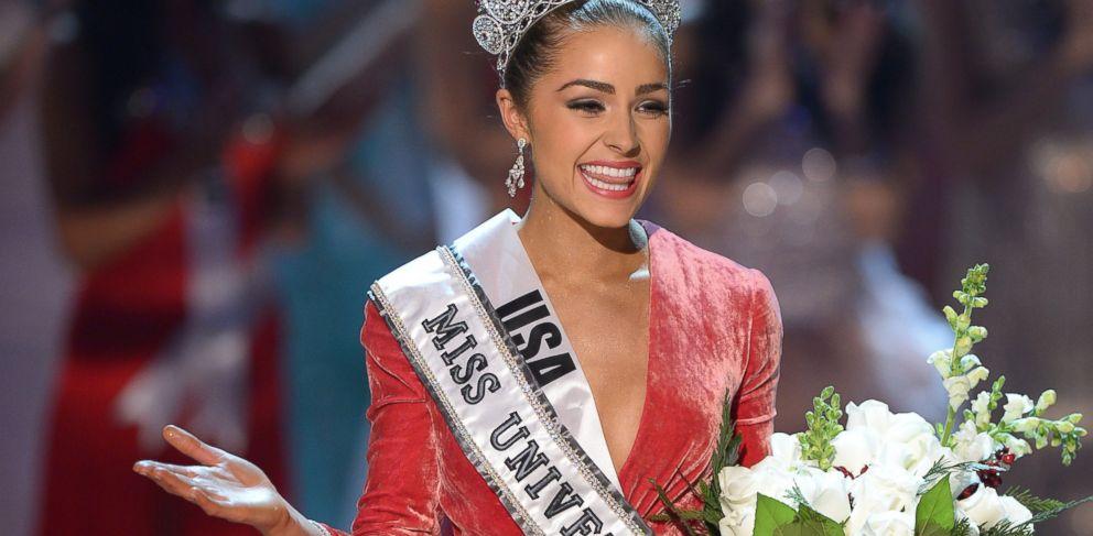 PHOTO: Miss USA, Olivia Culpo