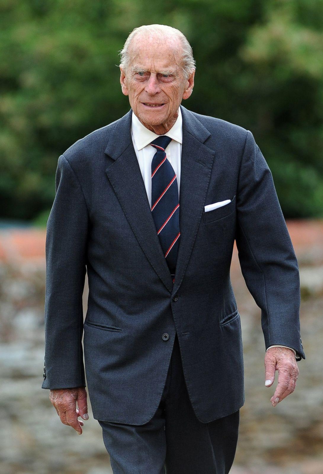 Prince Philip through the years Photos | Image #24 - ABC News