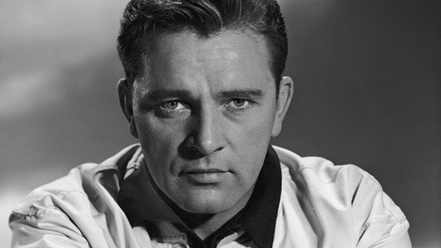 PHOTO: Welsh actor Richard Burton (1925 - 1984) poses in a promotional portrait for director Vincent Sherman's film, 'Ice Palace'.