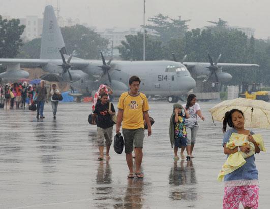 In Photos: Typhoon Haiyan