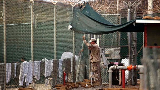'Degrading': Aging detainees describe health care woes at Guantanamo 18 years after 9/11