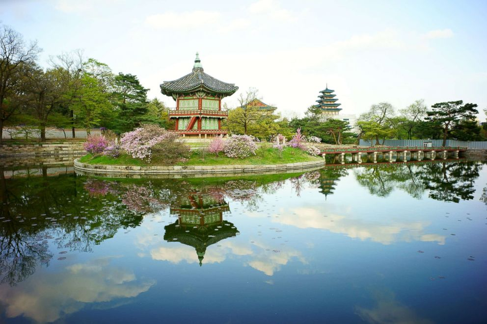 PHOTO: Gyeongbokgung Palace during in Seoul, South Korea is pictured in this undated stock photo.