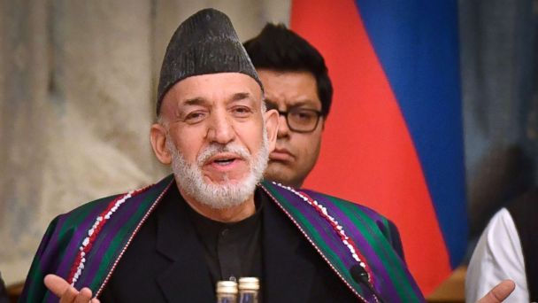 Taliban and senior Afghan politicians hold talks in Moscow, upsetting government