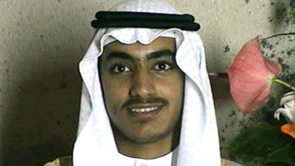 Former al-Qaida leader Osama bin Laden's son Hamza believed to be dead, US officials say
