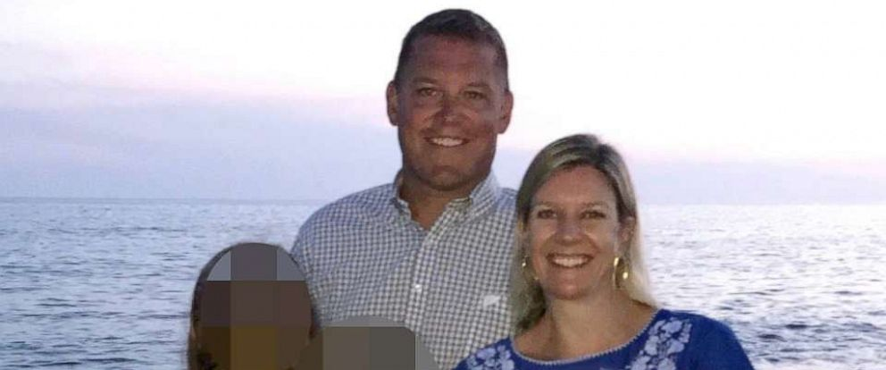 PHOTO: Scott Hapgood of Connecticut and his family were on vacation in Anguilla in April when they claim a man dressed as a hotel worker tried to rob them in their room.