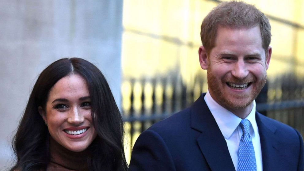 The Duke and Duchess of Sussex are no longer 'working members' of royal family: Buckingham Palace