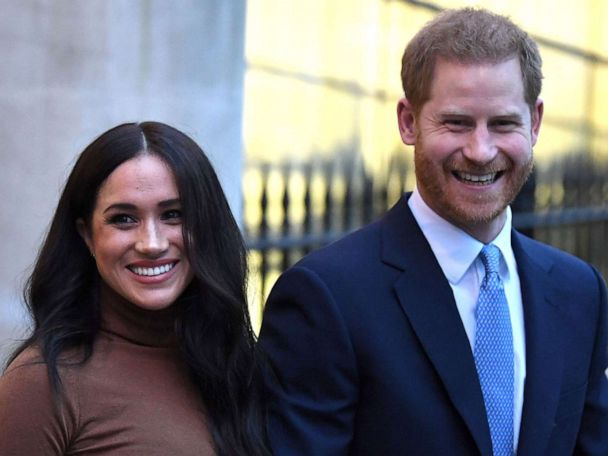 Harry, Meghan no longer 'working members' of royal family: Here's what that means