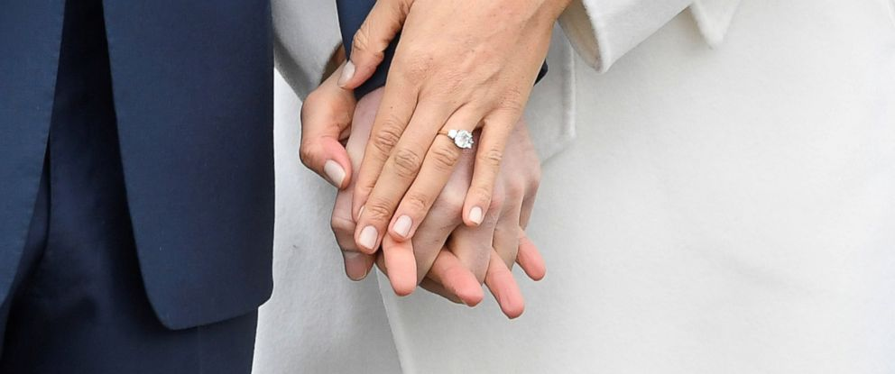All the details of Meghan Markles engagement ring from Prince Harry