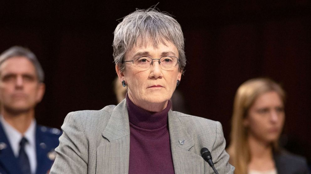 Air Force Secretary Heather Wilson to resign thumbnail