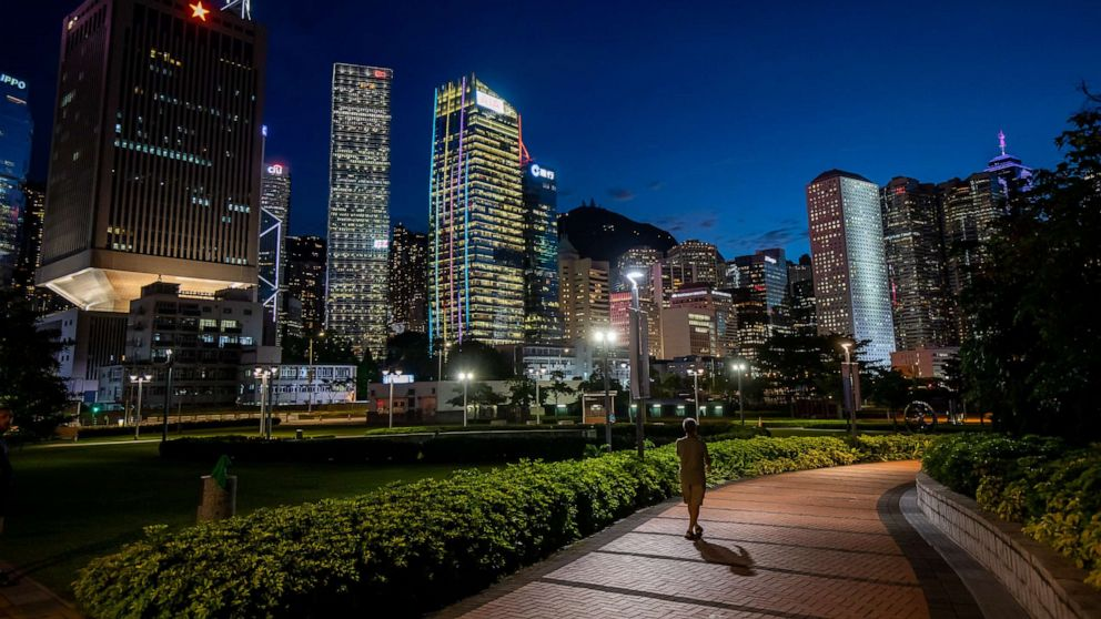 Beijing tightens screws on Hong Kong as contentious...