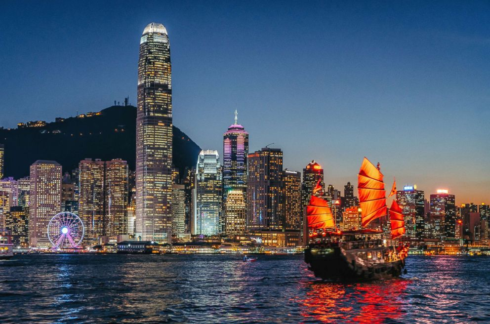 PHOTO: Hong Kong is pictured in this undated stock photo.
