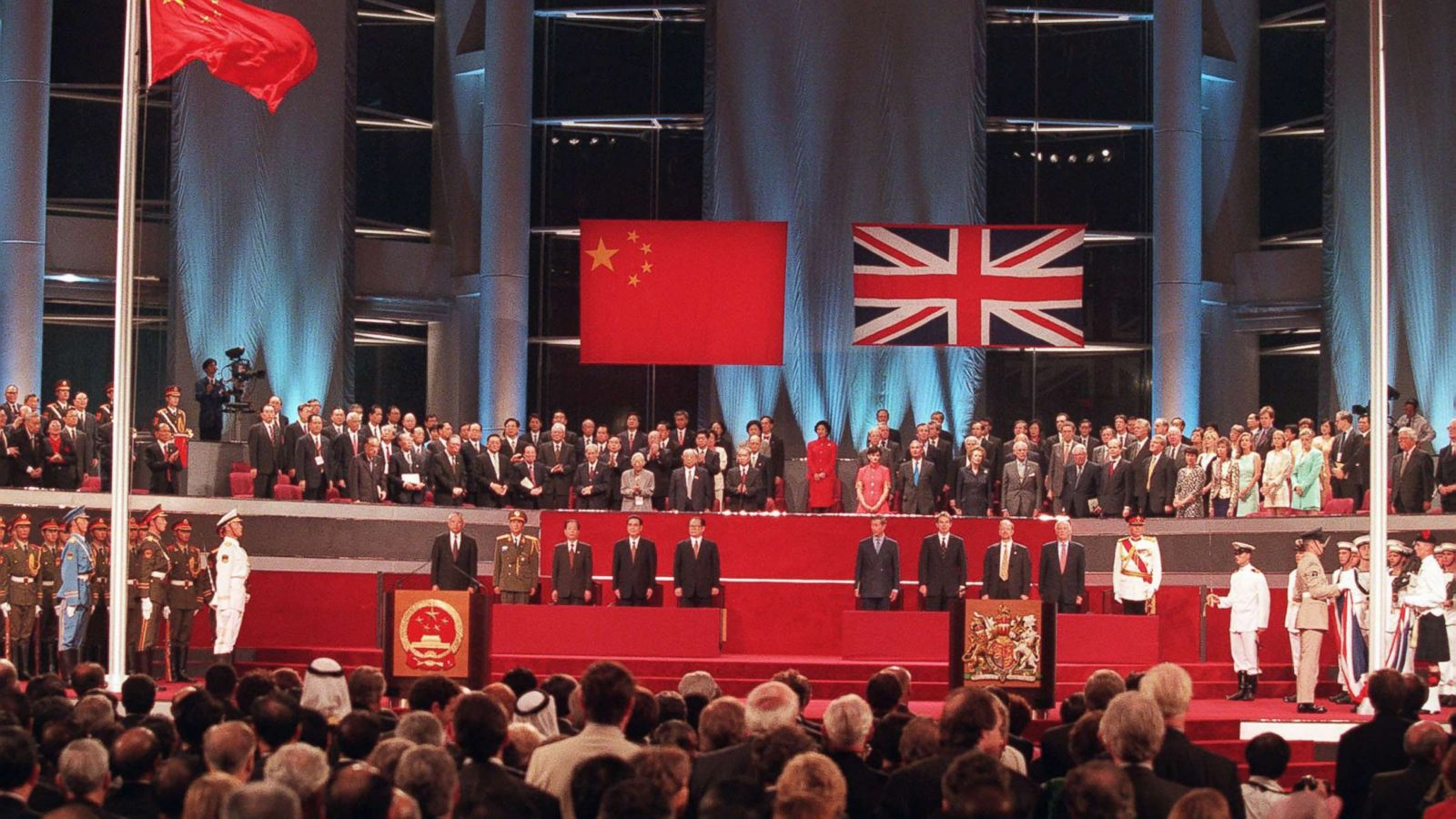 What you need to know about the anniversary of Hong Kong's return ...