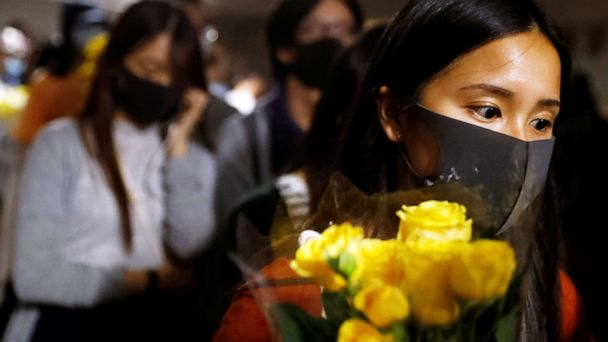 Hong Kong protesters blame police for death of university student ahead of weekend protests