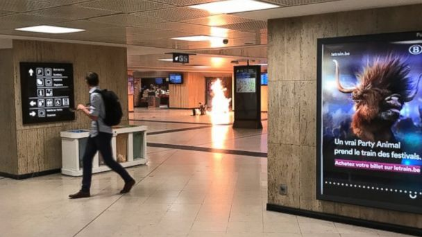 Explosion at Brussels train station considered terrorist attack: Belgian federal prosecutor