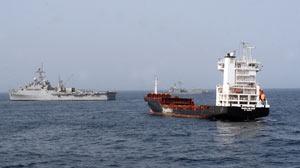 Marines Recapture Ship From Pirates