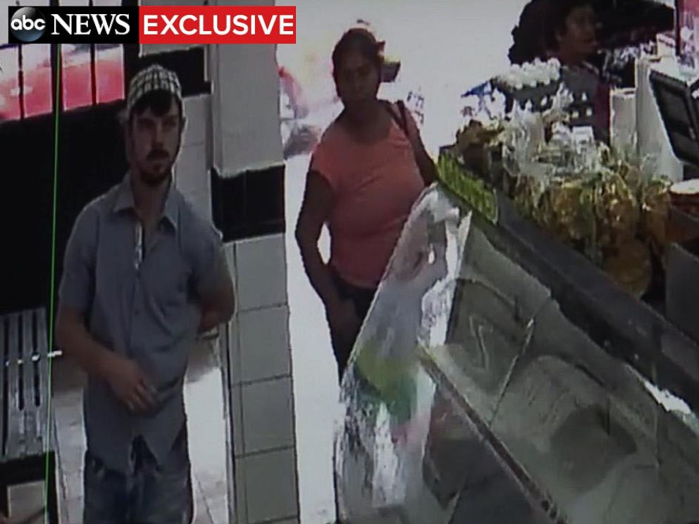 PHOTO: Ethan Couch was pictured visiting a local butcher just hours before he was arrested on Dec. 28, 2015 in Puerto Vallarta, Mexico.