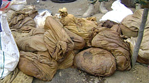 DEA and Afghan Forces Bust Major Heroin Labs Over 1 Ton Worth $55 Million Recovered Seized heroin BEEST GRADE HEROIN