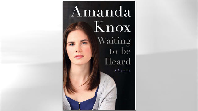 "PHOTO: HarperCollins shows the cover design of ""Waiting to be Heard""."