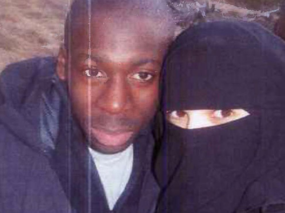 PHOTO: In this 2010 file photo, Hayat Boumeddiene and Amedy Coulibaly in the Grenoble area of France.