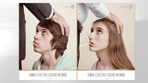 controversial anti smoking ad