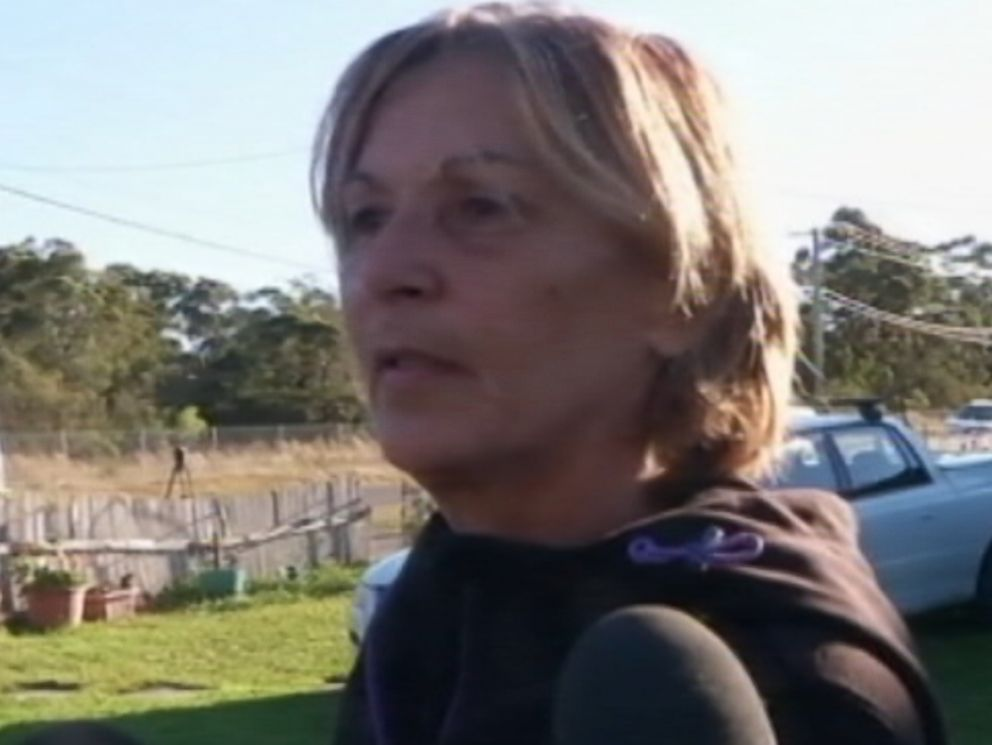 PHOTO: Deborah Kerr, pictured, was inside the home at the time of the attack alongside her two daughters and her nephew.