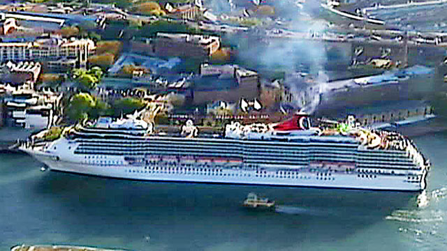 Carnival Cruises Reports 2 People Missing Overboard In