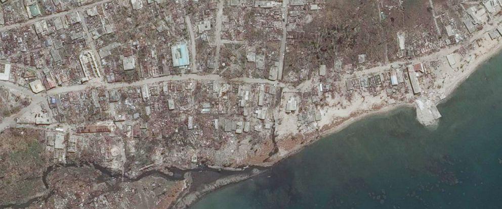 Haiti After The Hurricane