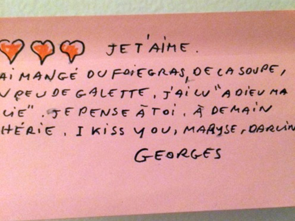 Wife of Charlie Hebdo Victim Georges Wolinski: 47-Year Love