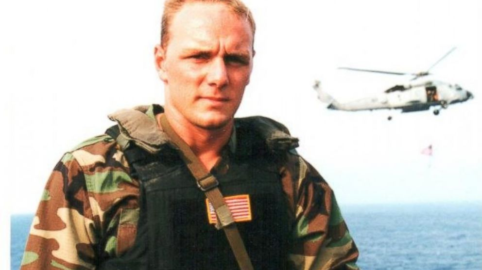 Brett Jones was a Navy SEAL before leaving the Navy in 2003.