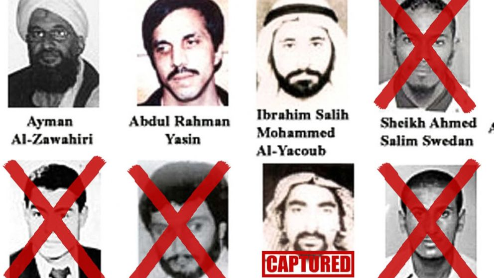 Fbi Most Wanted List 2020.Fbi S Most Wanted Terrorists 15 Years Later The Ones Who