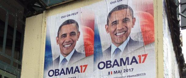 Still Hoping That President Obama >> Obama Devotees In France Hoping For An Obama 17 Presidential