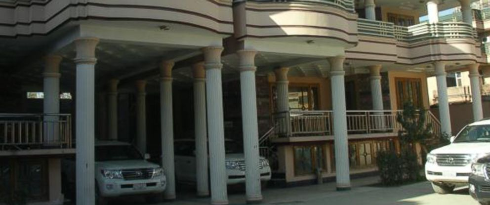 PHOTO: An undated photo released by the Special Inspector General for Afghanistan Reconstruction shows a villa that housed Task Force for Business and Stability Operations employees in Kabul, Afghanistan.