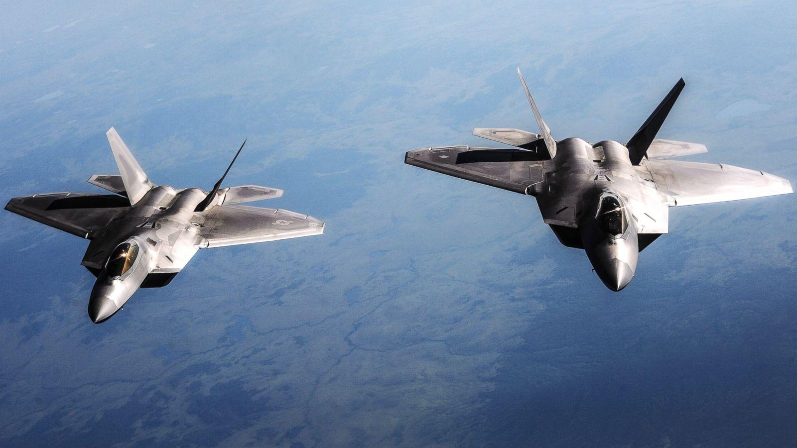Us Uses 400m F 22 Raptor Jets In Syria Despite Not Needing Them