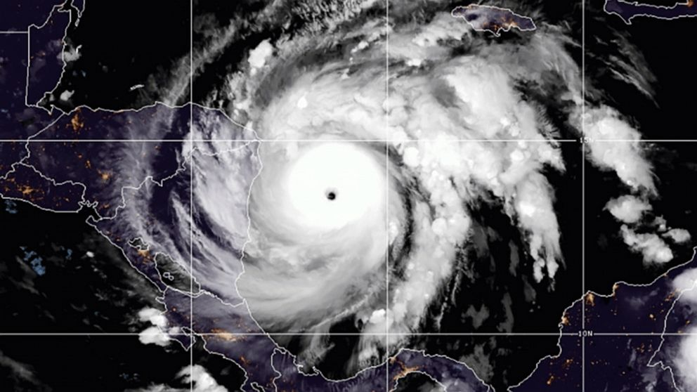 Hurricane Iota becomes Category 5 storm strongest Atlantic hurricane of 2020 – ABC News