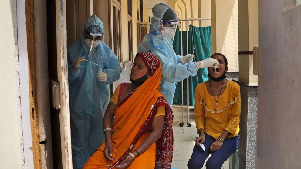 WHO warns of global increase in COVID cases, deaths as the world approaches 'highest infection rate'