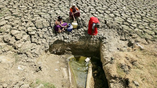 Chennai, one of the world's largest cities, is facing a devastating drought