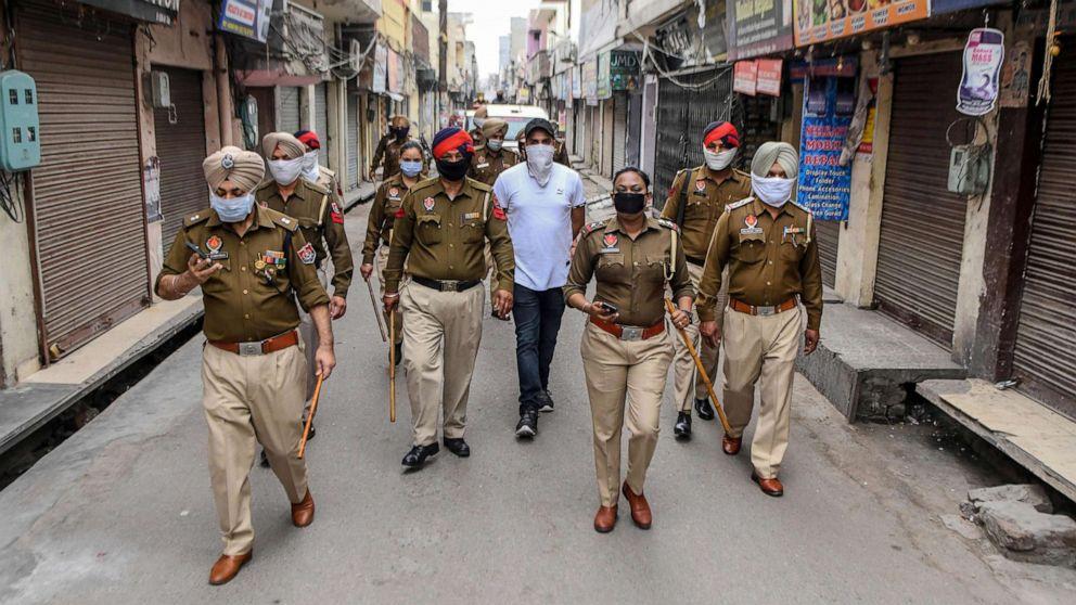 Indien setzt 21-Tages