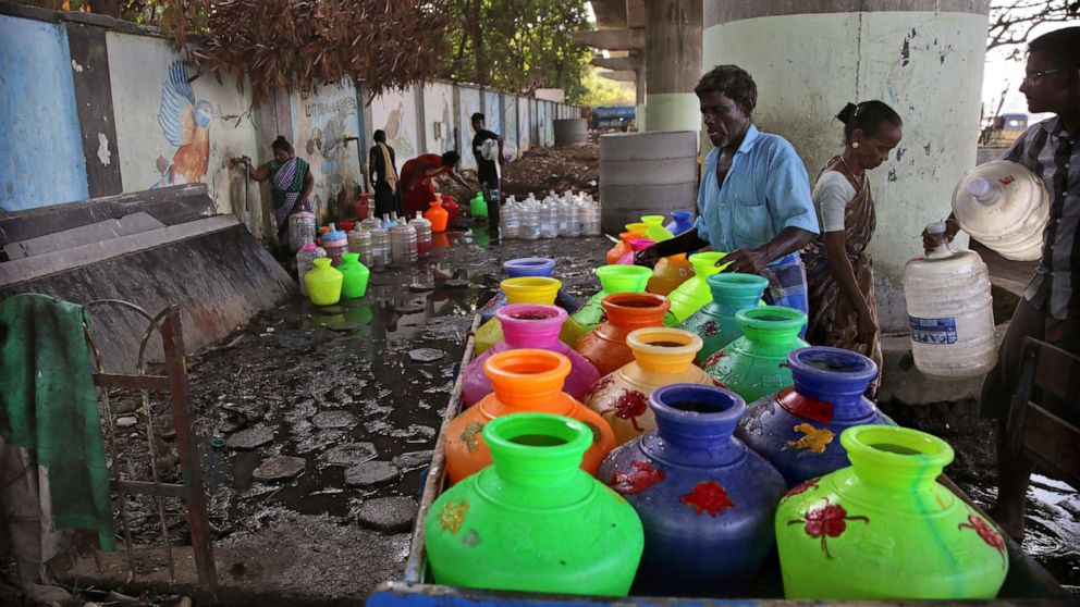 17 countries -- home to 25% of the world's population -- facing water crises thumbnail