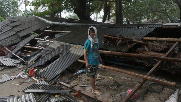 Tsunami in Indonesia is latest in rash of disasters on active 'Ring of Fire'