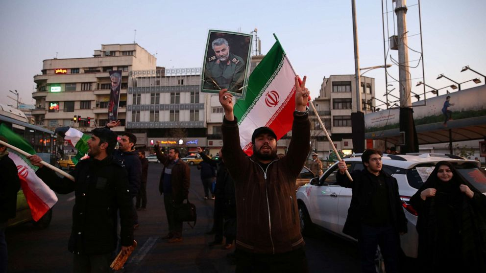 Iran's supreme leader says missile attacks were slap in face for US thumbnail