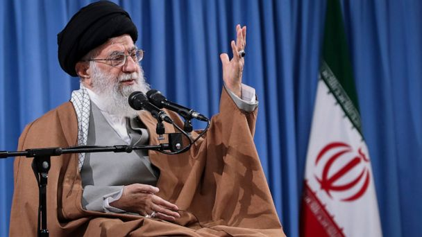 Iran hits back against US designating Revolutionary Guard as terrorist group