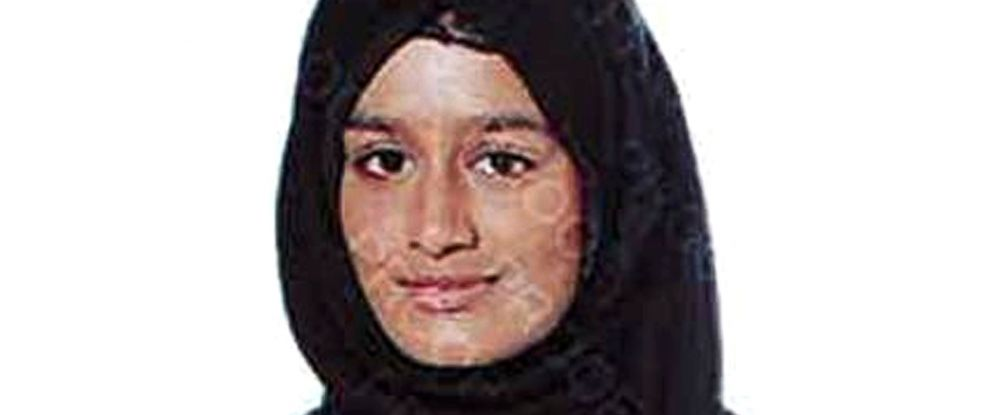 PHOTO: This undated photo issued by the Metropolitan Police shows Shamima Begum.