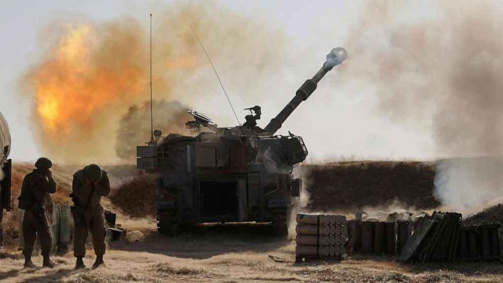 Death toll rises as violence escalates between Israel, Hamas - cover