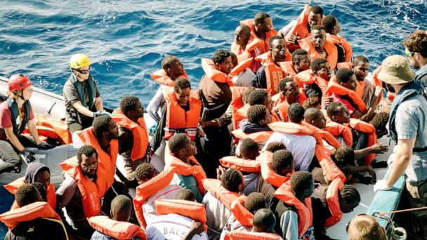 Volunteers from the ship Iuventa saved thousands of migrant lives on the Mediterranean; now they could face prison