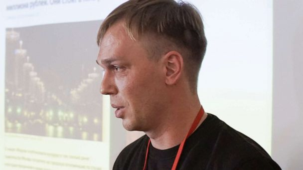 Prominent Russian investigative journalist arrested