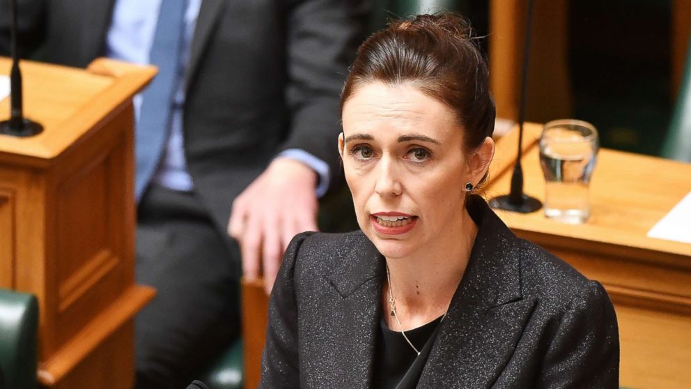 New Zealand Prime Minister Jacinda Ardern vows to 'never' say mosque shooter's name thumbnail