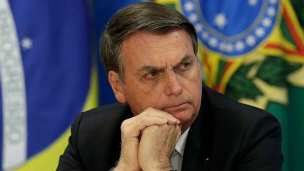 Brazilian president wants criminals to 'die in the street like cockroaches'